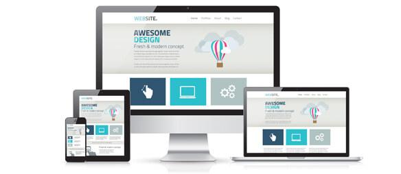 Egen hemsida till företag - Responsiv Design