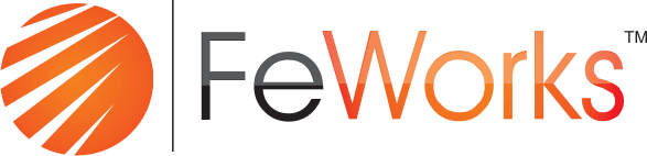 FeWorks Webbyrå Logo